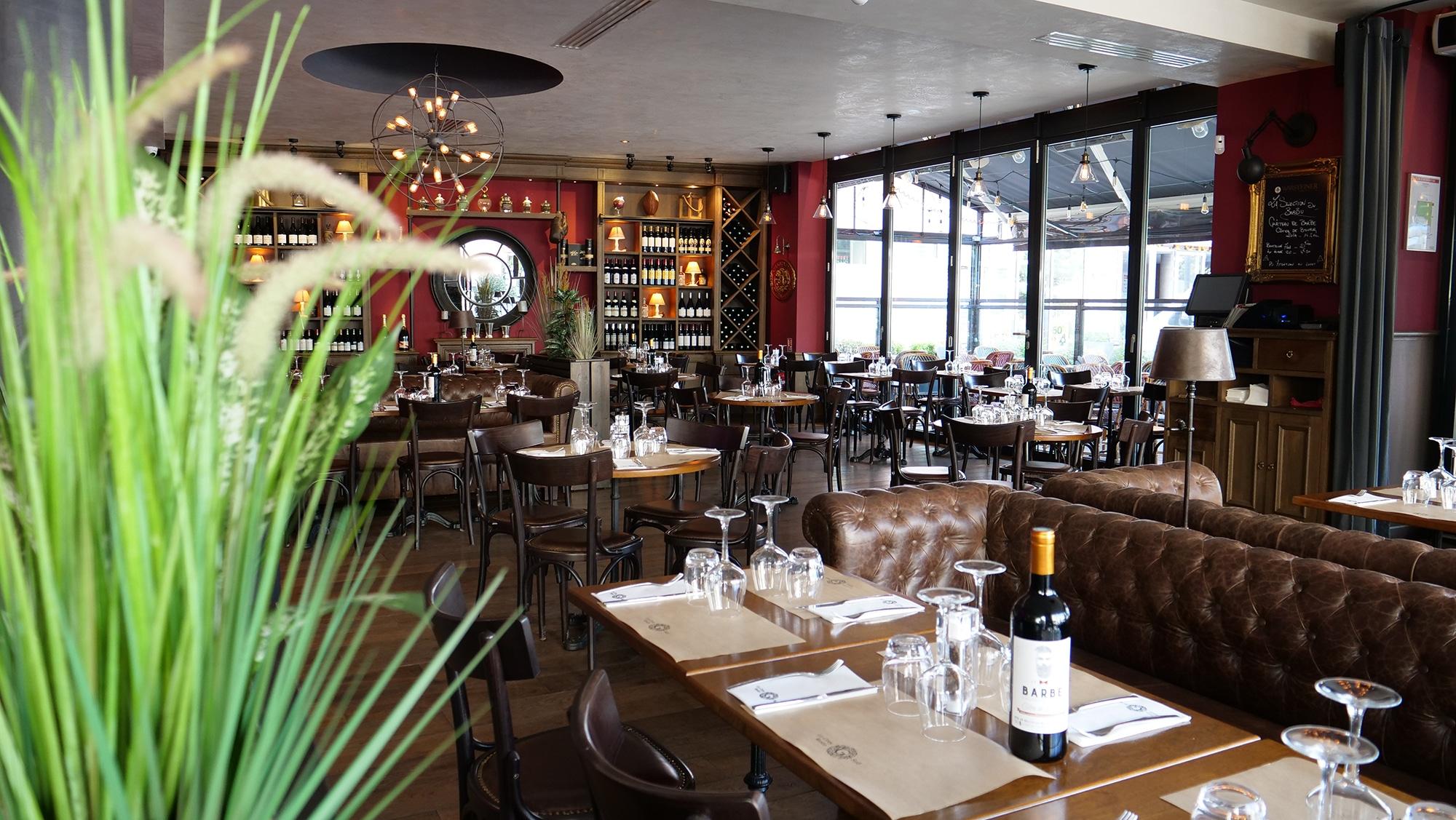 Photo salle de restaurant