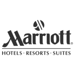 logo marriott hôtels resorts suites