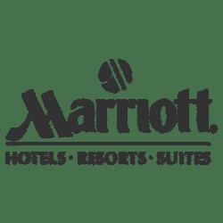 logo marriott hôtels resorts suites