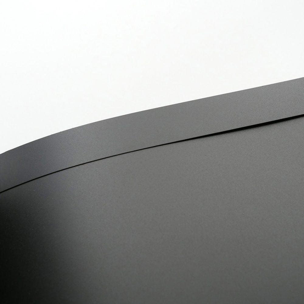pochette cadre noir pour feuille